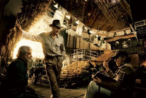 Indiana Jones 4Set