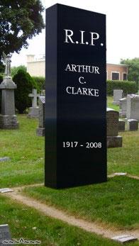 Rest in peace Arthur CClarke