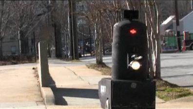 VigilanteRobot