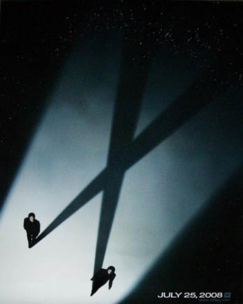 X-Files 2Poster