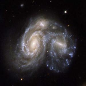 Hubble Photo of NGC 6050