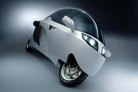 MonoTracer Motorcycle