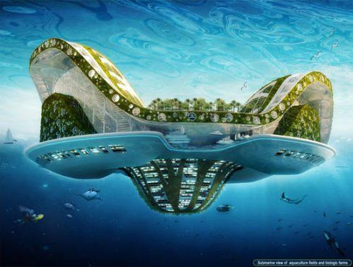 Lilypad Ecopolis 2